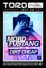 MORD FUSTANG & DIRT CHEAP