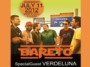 BARETO x VERDELUNA x DJ CHICO TECK