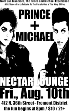 Bombhiphop.com Presents the Return of : The Prince & Michael Experience w/ DJ Dave Paul