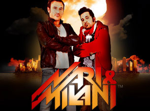 Yost Saturdays featuring Nari & Milani