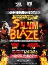 5 Alarm Blaze with Beenie Man / Machel Montano