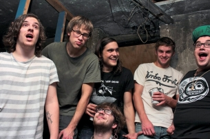 Diarrhea Planet / Grass Giraffes / Roach Beach / Frozen Pizza Disaster