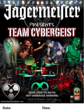 Team Cybergeist featuring Angel Barlotta from Dope, Deconbrio and Cryogen second