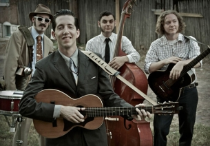 Pokey LaFarge and The South City Three plus The Two Man Gentleman Band