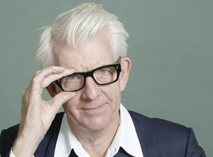 Nick Lowe with Eleni Mandell