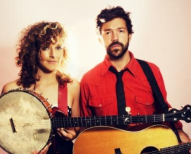Abigail Washburn with Kai Welch and guest Rayna Gellert