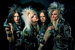 Crashdiet plus The Last Vegas / Wildstreet / Wicked / Nasty Habit / Toxic Vision presents Girls Girls Girls
