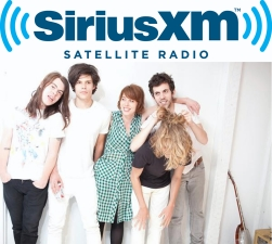 Grouplove : A Private Concert For SiriusXM Subscribers