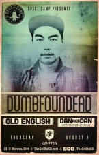 Dumbfoundead : Old English / DANakaDAN (afterschoolspecial)
