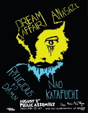 Dream Affair with Anasazi / Religious to Damn / Nao Katafuchi and Mascara (DJ set)