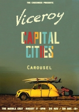 Viceroy , Capital Cities , Carousel