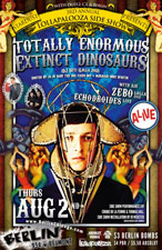 Totally Enormous Extinct Dinosaurs featuring Zebo / EchoDroides