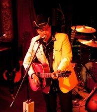 Lucky Lawrence & The Souvenirs plus The Rainieros / The Outlaws ~ a tribute to Waylon Jennings