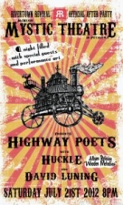 Rivertown Revival Official After Party Featuring Highway Poets plus Huckle and David Luning