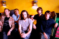 Minus the Bear / Cursive / Caspian