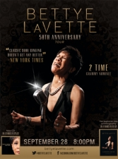 Bettye Lavette : CD & Book Release Show