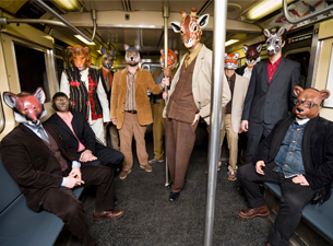 Antibalas plus Revolution Brass Band / DJ Jon Csicsila spins soul & funk before & between sets