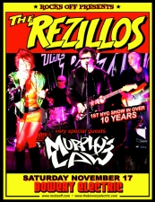 The Rezillos plus Murphy's Law