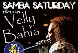 THE BRAZIL SHOW featuring VELLY BAHIA & THE KAZUA BAND