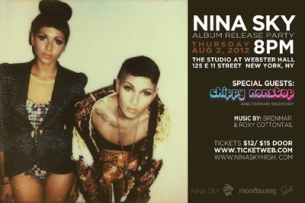 Nina Sky plus Chippy Nonstop / Brenmar / Roxy Cottontail / Ferrari Snowday