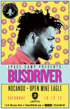 Busdriver : Nocando : Open Mike Eagle : The Zzyzzx