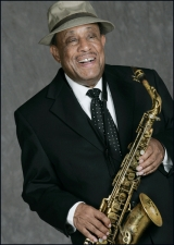 Lou Donaldson Quartet with with Eric Johnson (guitar), Pat Bianchi (organ), Vincent Ector (drums)