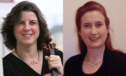 Classical at the Freight : Robin Sharp & Laura Dahl