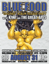 Funk Fest Feat. Blue Food 