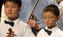 Classical at the Freight : Young Artists' Showcase