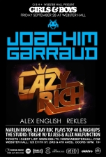 Girls & Boys with Joachim Garraud and Lazy Rich