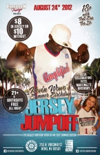 Kevin Wowo's Summer Birthday Jersey Jam Presented by Forbidden Fridays & Amplified Entertainment