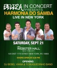 Harmonia Do Samba plus Tchuguedinho Band & DJ Bebel Viana