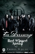 The Dreaming : Red Wizard : Andora