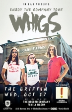 The Whigs : The Record Company : Family Wagon