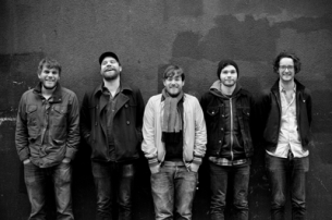Frightened Rabbit with Arc In Round