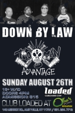 Down By Law featuring Two Man Advantage / The Assasins / We Stand Tall
