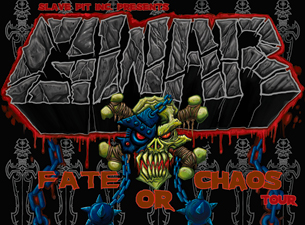 GWAR with DevilDriver, Cancer Bats, Legacy of Disorder