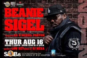 BEANIE SIGEL with KA featuring Denzil Porter &amp; Millyz