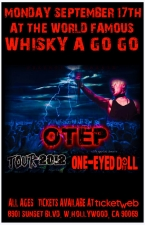 Otep featuring ONE EYED DOLL
