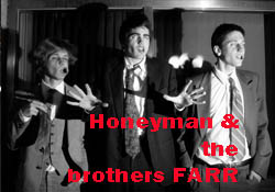 Honeyman & The Brothers Farr