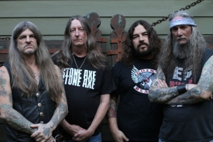 Saint Vitus with Weedeater / Hash
