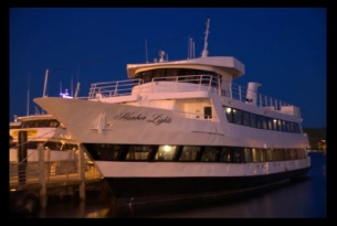 VIP Cruise at the New York Skyport Marina - 2 Drinks & Full Buffet Included