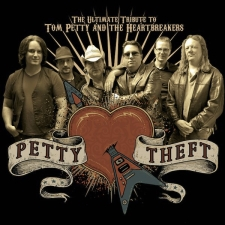 Petty Theft featuring Tribute to Tom Petty performs