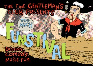 Too Much Funstival with Special Guests