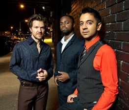 Sound Culture Presents: Vijay Iyer Trio