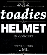 Toadies & Helmet with Ume