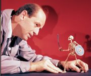 Tribute To RAY HARRYHAUSEN Documentary RAY HARRYHAUSEN: SPECIAL EFFECTS TITAN & The Golden Voyage of Sinbad