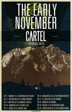 The Early November featuring Cartel