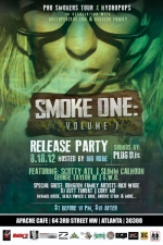 Pro Smokers Tour & Hydropops present SMOKE ONE: Vol. 1, release party!
