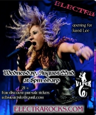 The Viper Room Presents: Electra